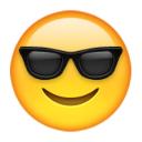 Sunglasses face